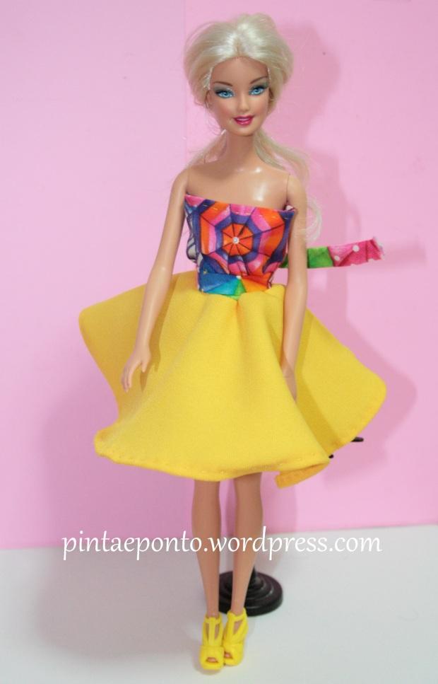 Barbie, vestidos barbie